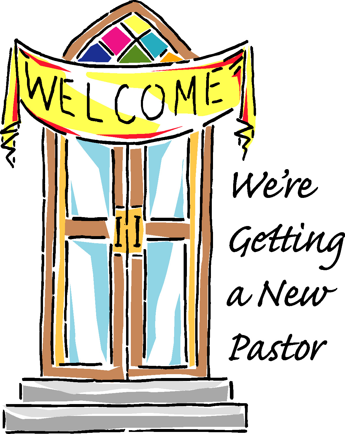 installation of pastor welcome | just b.CAUSE