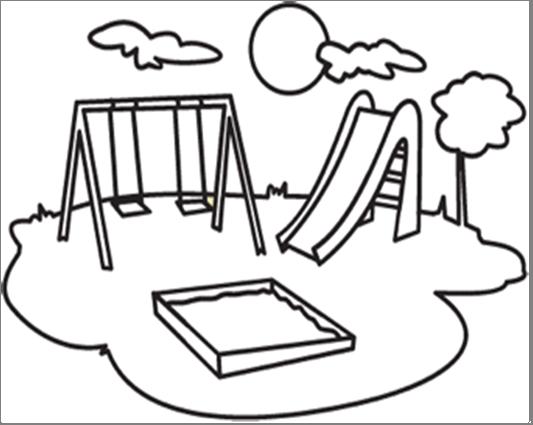 playground templates